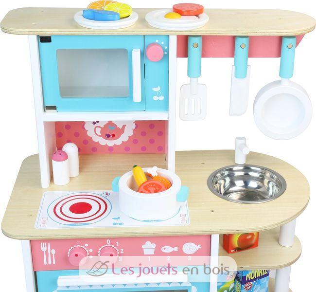 cuisine au temps des cerises cuisine en bois de la marque vilac ref 8108. Black Bedroom Furniture Sets. Home Design Ideas
