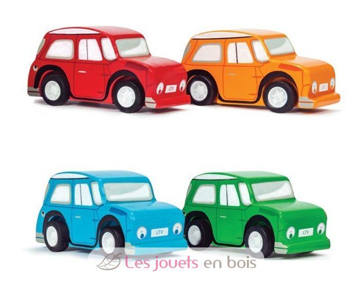 voitures propulsion whizzy petites voitures en bois propulsion le toy van ref tv801. Black Bedroom Furniture Sets. Home Design Ideas