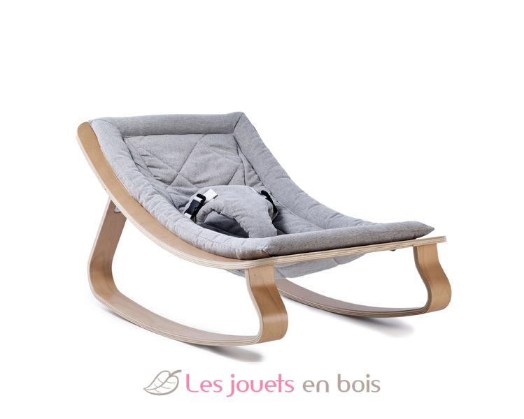 transat pour b b levo aruba blue un mobilier design pour b b de chez charlie crane. Black Bedroom Furniture Sets. Home Design Ideas