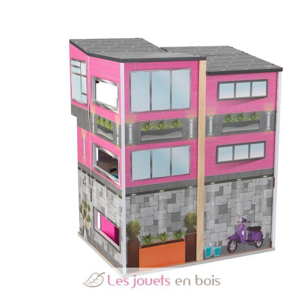 Maisonnette contemporaine de kidkraft for Maison moderne kidkraft