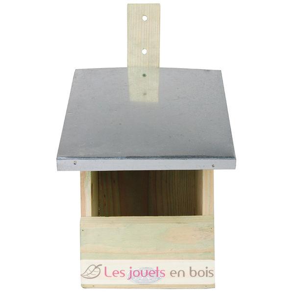 Nichoir rouge gorge nichoir en bois esschert design nkvv for Nichoir a rouge gorge
