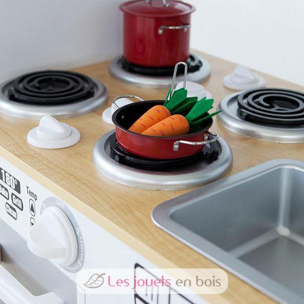 Kidkraft 53352 cuisine en bois pepperpot pour enfant - Cuisine bois kidkraft ...