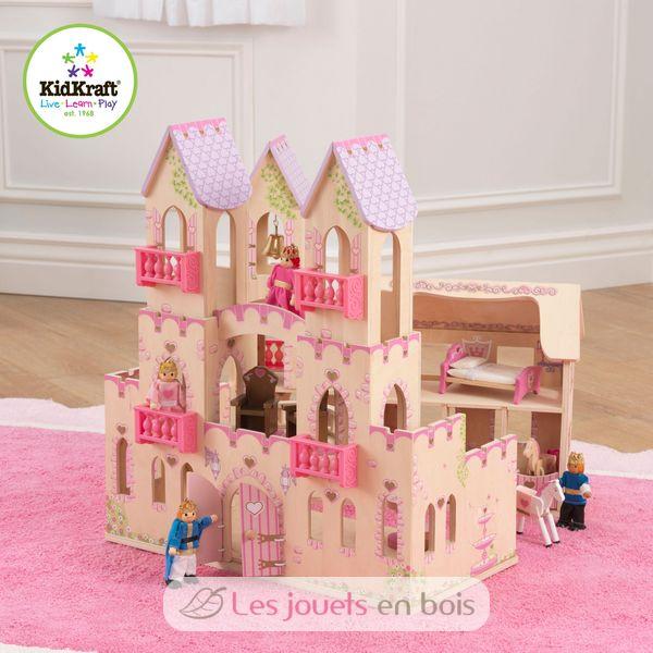 Maison De Poup Es Ch Teau De Princesse Kidkraft 65259 Un Ch Teau En Bois Pour Enfant