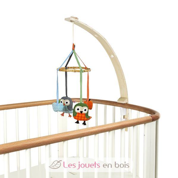 Potence en bois pour mobile BabyAmuse de la marque Franck  ~ Potence En Bois