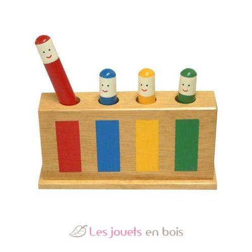 pop up galt les personnages de couleurs sautent de leur cachette r f a0138l. Black Bedroom Furniture Sets. Home Design Ideas