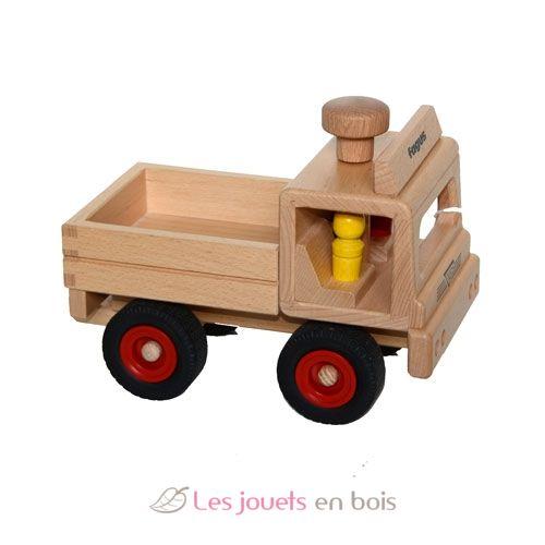 Chasse neige Fagus Un jouet en bois Le chasse neige en bois Fagus  ~ Le Monde Du Jouet En Bois