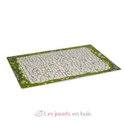 plateau de jeu chateaux et chevaliers papo r f 60027. Black Bedroom Furniture Sets. Home Design Ideas