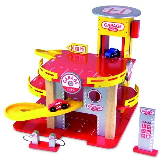 Garage Racing