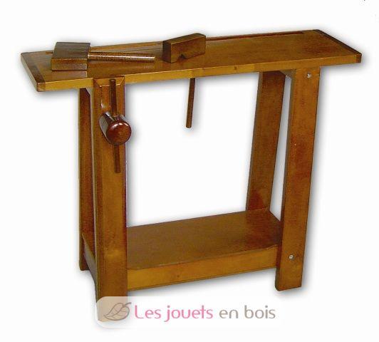 tabli en bois pour petit gar on cet tabli en bois. Black Bedroom Furniture Sets. Home Design Ideas
