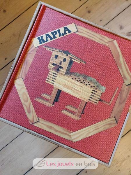 Mallette 280 Planchettes Kapla