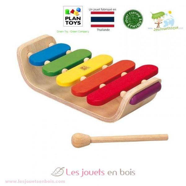 xylophone en bois plan toys un xylophone en bois pour. Black Bedroom Furniture Sets. Home Design Ideas