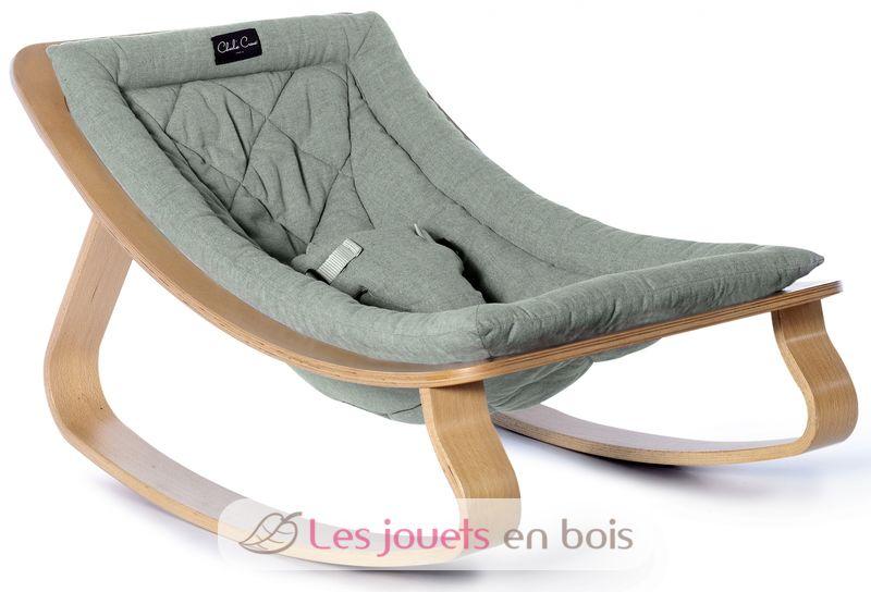 transat pour b b levo aruba blue un mobilier design pour. Black Bedroom Furniture Sets. Home Design Ideas