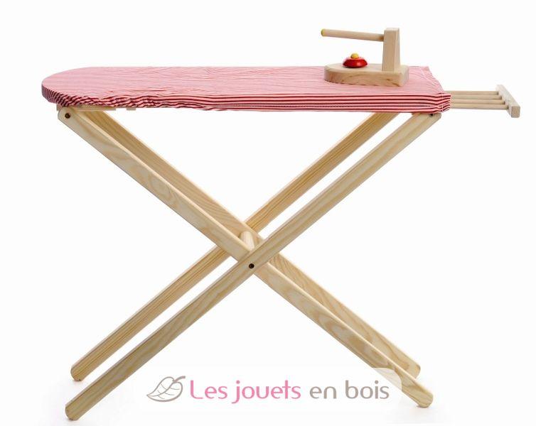 planche repasser en bois pour petite fille planche repasser egmont toys. Black Bedroom Furniture Sets. Home Design Ideas