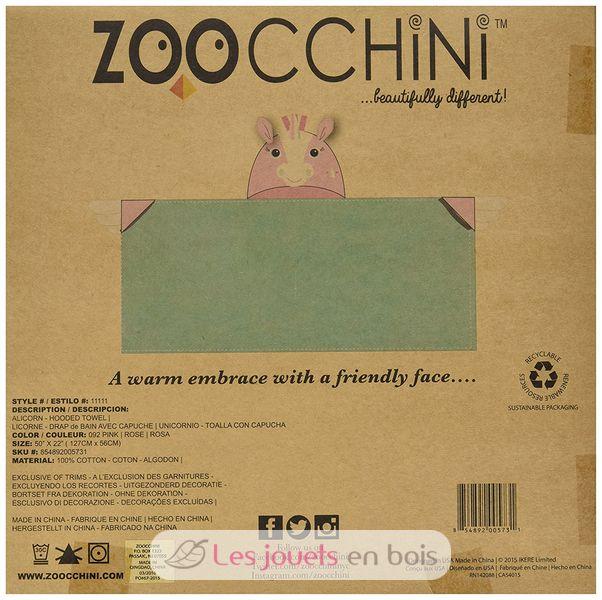 cape de bain enfant licorne une serviette de bain pour enfant. Black Bedroom Furniture Sets. Home Design Ideas