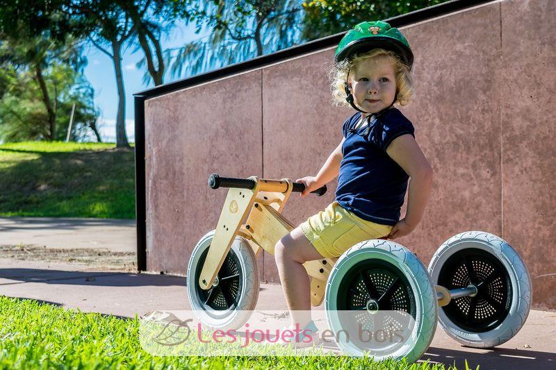 draisienne wishbone bike original 3 en 1 v lo en bois sans p dales pour enfant. Black Bedroom Furniture Sets. Home Design Ideas